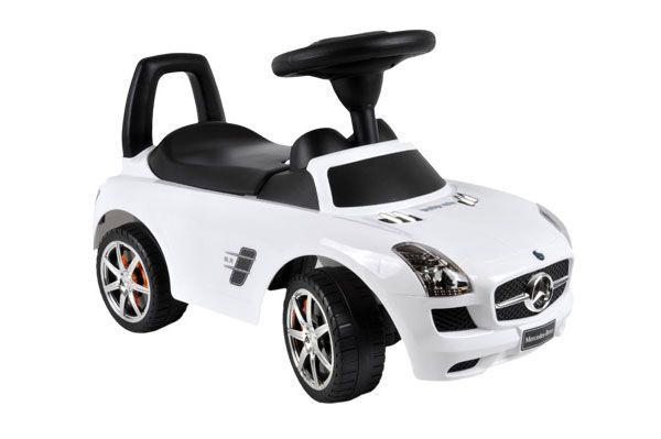 Bandits Angels Mercedes Benz Sls Amg Wit Loopauto Be