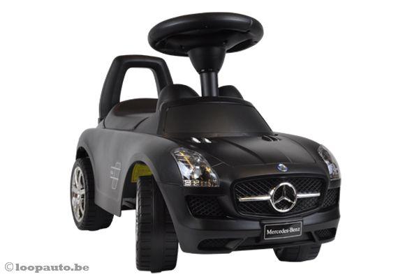 Bandits Angels Mercedes Benz Sls Amg Mat Zwart Loopauto Be